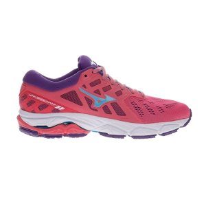 Mizuno Wave Ultima 11 - Camellina Rose/Blue Atom/Atoll Pansy