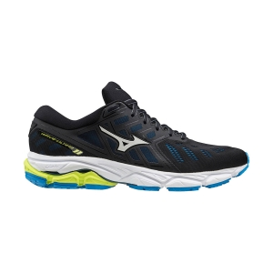 Mizuno Wave Ultima 11 - Black/White/Diva Blue