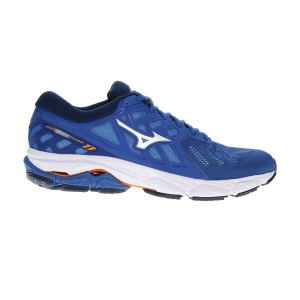 Men's Neutral Running Shoes Mizuno Wave Ultima 11  True Blue/White/Dress Blue J1GC190908