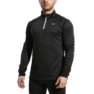 Mizuno Warmalite Shirt - Black