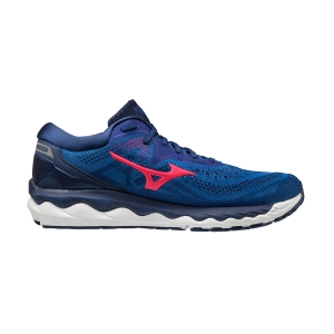 Mizuno Wave Sky 4 - Princess Blue/Diva Pink/2768 C