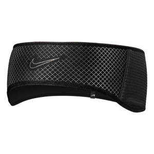 Thermal Head Band Nike 360 Headband  Black/Silver N.100.1605.082.OS