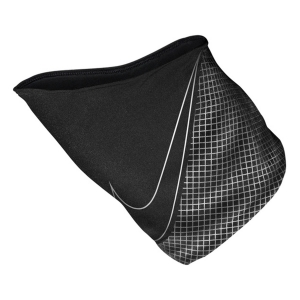 Nike 360 Therma-FIT Neckwarmer - Black/Silver