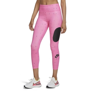 Women's Running Tight Nike Air 7/8 Tights  Pinksicle/Black CU3095684
