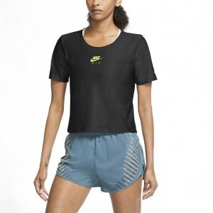 Nike Air Maglietta - Black/Volt