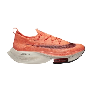 Scarpe Running Performance Uomo Nike Air Zoom Alphafly Next%  Bright Mango/Citron Pulse CI9925800