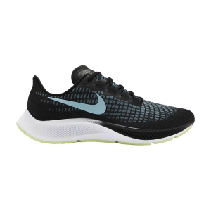 Zapatillas Running Neutras Mujer Nike Air Zoom Pegasus 37  Black/Glacier Ice/Barely Volt/White BQ9647004