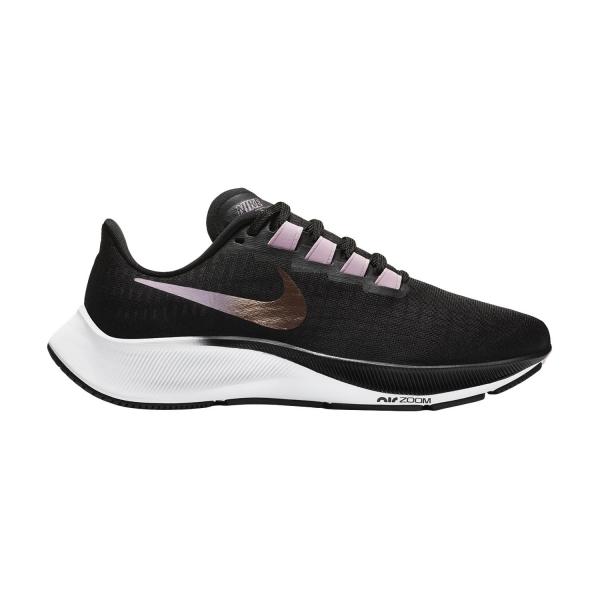 Nike Air Zoom Pegasus 37 - Black/Metallic Red Bronze/Light Arctic Pink
