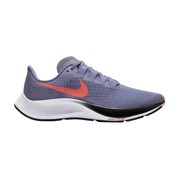 Nike Air Zoom Pegasus 37 - Indigo Haze/Bright Mango/Purple Pulse