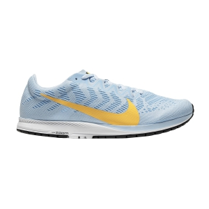 Scarpe Running Performance Uomo Nike Air Zoom Streak 7  Hydrogen Blue/Laser Orange AJ1699402