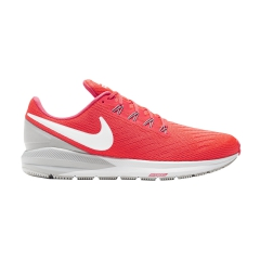 Nike Air Zoom Structure 22 - Laser Crimson/White/Lt Smoke Grey