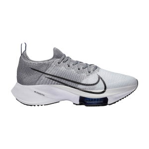 Men's Neutral Running Shoes Nike Air Zoom Tempo Next%  Particle Grey/Black/Pure Platinum CI9923002