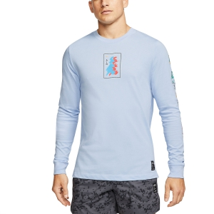 Nike Artist Air Dry Shirt - Psychic Blue