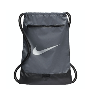 Bag Nike Brasilia Sackpack  Flint Grey/White BA5953026