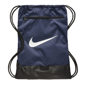 Borsa Nike Brasilia Sacca  Midnight Navy/Black/White BA5953410
