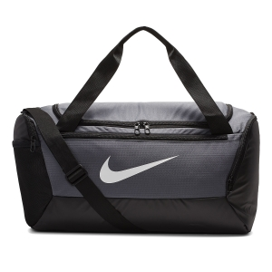 Bag Nike Brasilia Small Duffle  Flint Grey/Black/White BA5957026