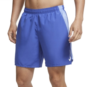 Men's Running Short Nike Challenger 7in Shorts  Astronomy Blue/Reflective Silver AJ7687430