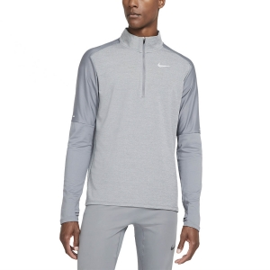 Men's Running Shirt Nike Classic Element Shirt  Smoke Grey/Grey Fog/Reflective Silver CU6073084