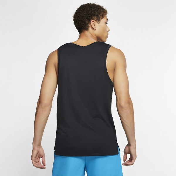 Nike Pro Tank - Black/Dark Grey
