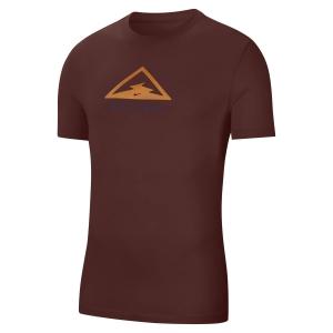 Nike Dri-FIT Trail Camiseta - Mystic Dates