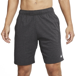 Men's Fitness & Training Short Nike Dry Cotton 2.0 9in Shorts  Black/Heather/White CJ2044032