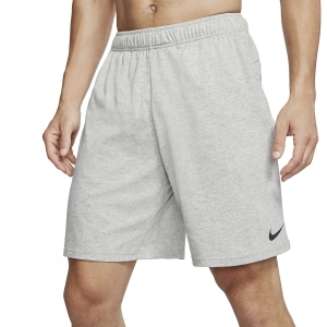 Men's Fitness & Training Short Nike Dry Cotton 2.0 9in Shorts  Dark Grey Heather/Black CJ2044063