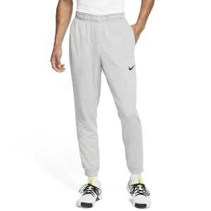 Men's Fitness & Training Tights Nike Dry Fleece Pants  Dark Grey Heather/Black CJ4312063