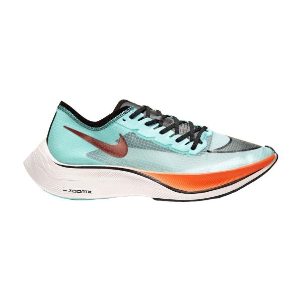 Nike Ekiden ZoomX Vaporfly Next% - Aurora Green/Hyper Crimson/Black