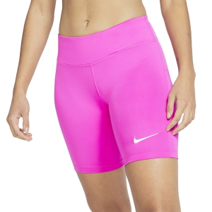 Women's Running Shorts Nike Fast Short Tights  Fire Pink/Reflective Silver CJ2373601