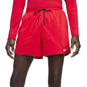 Pantalones cortos Running Hombre Nike Flex Stride 5in Shorts  University Red/Reflective Silver CJ5453657
