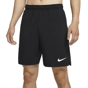 Men's Fitness & Training Short Nike Flex Woven 3.0 8in Shorts  Black/White CU4945010