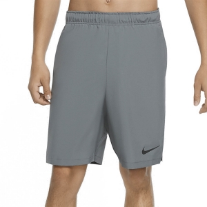 Men's Fitness & Training Short Nike Flex Woven 3.0 8in Shorts  Smoke Grey/Black CU4945084