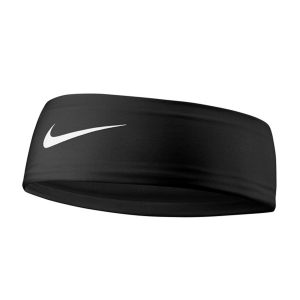 Headbands Nike Fury 2.0 Headband  Black/White N.JN.D8.010.OS