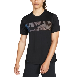 Nike Graphic Camiseta- Black/White