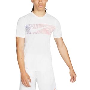 Nike Graphic Maglietta - White/Black