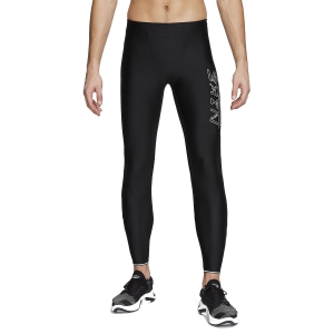 Nike Graphic Tights - Black