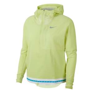 Women's Running Jacket Nike Lightweight Jacket  Lime Light/Reflective Silver CJ1928367
