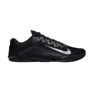 Men's Fitness & Training Shoes Nike Metcon 6  Black/Metallic Silver/Anthracite CK9388001