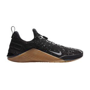 Men's Fitness & Training Shoes Nike React Metcon  Black/White/Gum Med Brown BQ6044011