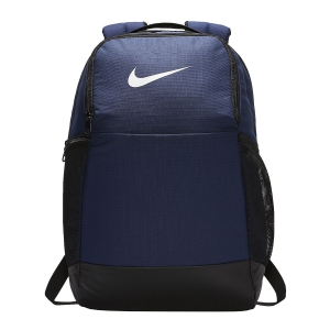 Backpack Nike Brasilia Logo Backpack  Midnight Navy/Black White BA5954410