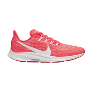 Nike Air Zoom Pegasus 36 - aser Crimson/White/Platinium Tint