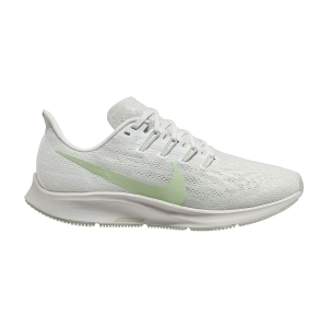 Scarpe Running Neutre Donna Nike Air Zoom Pegasus 36  Summit White/Vapor Green/Spruce Aura AQ2210101