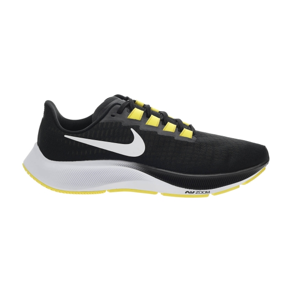 Nike Air Zoom Pegasus 37 - Black/White/Opti Yellow