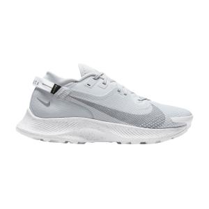 Nike Pegasus Trail 2 GTX - White/Pure Platinum/Light Smoke Grey