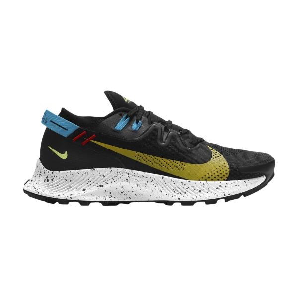 Nike Pegasus Trail 2 - Black/Dark Sulfur/Off Noir/Chile Red