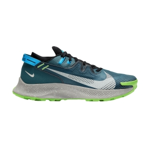 Nike Pegasus Trail 2 - Dark Teal Green/Light Silver/Black