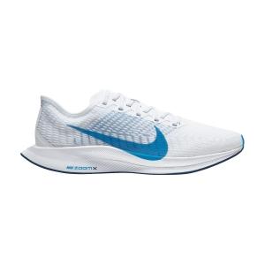 Nike Zoom Pegasus Turbo 2 - White/Photo Blue/Blue Void/Football Grey