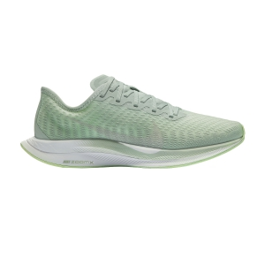 Women's Neutral Running Shoes Nike Zoom Pegasus Turbo 2  Pistachio Frost/Summit White/Vapor Green AT8242301