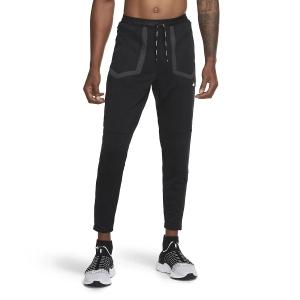 Nike Phenom Elite Wild Run Pantaloni - Black/Dark Smoke Grey/Reflective Silver