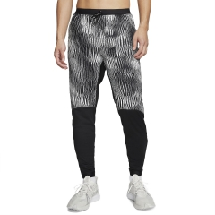 Nike Phenom Pantaloni - Black/Reflective Silver
